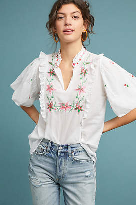 Banjanan Zoe Embroidered Blouse