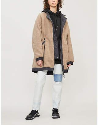 Izzue Reversible fleece jacket