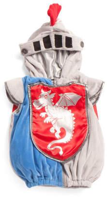 Baby Boys Knight Plush Bubble Costume