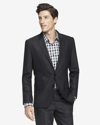 Express Slim Photographer End-On-End Suit Jacket