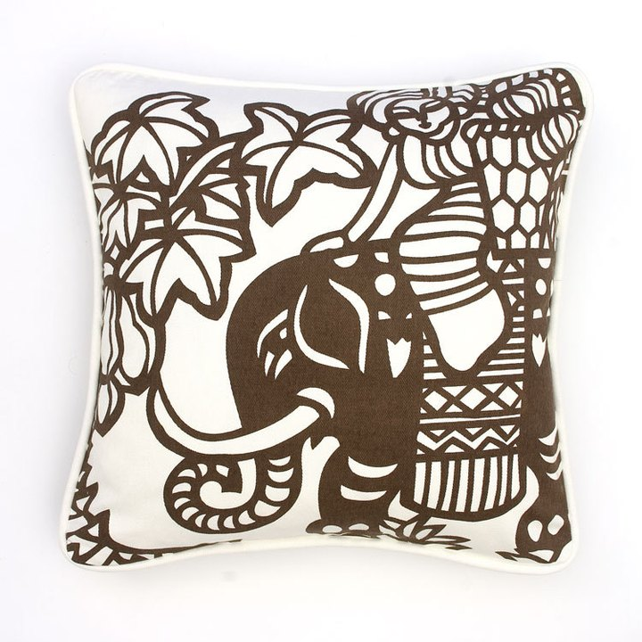 Thomas Paul Bali Cotton Twill Pillow