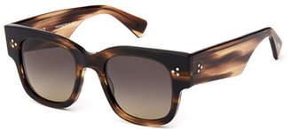 Salt Tavita Square Chunky Acetate Sunglasses
