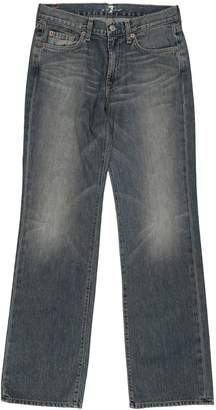 7 For All Mankind Denim pants - Item 42619178WQ
