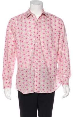 Paul Smith Floral Button Shirt