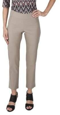 Haggar Slim-Fit Ankle Pants