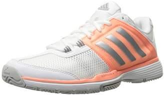 adidas Women's Barricade Club w Tennis Shoe