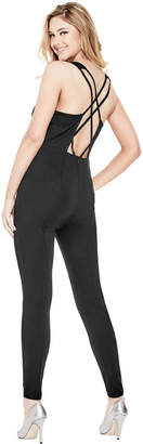 GUESS (ゲス) - ゲス GUESS LENO STRAPPY JUMPSUIT