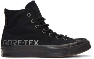 Converse Black Gore-Tex© Edition Chuck 70 High Sneakers