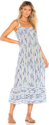 Lemlem Gigi Short Sweepy Dress