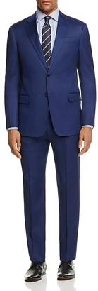 Armani Collezioni Solid Regular Fit Suit $1,695 thestylecure.com