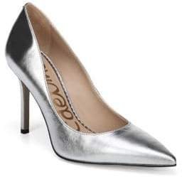 Sam Edelman Hazel Metallic Pumps