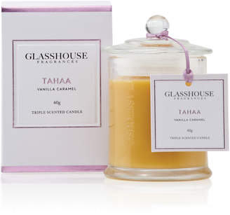 Peter Alexander Glasshouse Fragrances Triple-Scented Miniature Candle 60G