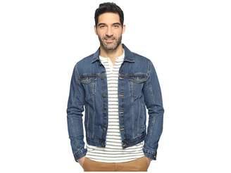 Calvin Klein Jeans Medium Wash Trucker Jacket