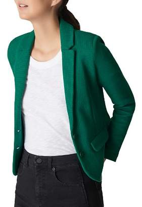 Whistles Slim Knit Blazer