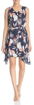 Vero Moda Maharete Printed Flutter Dress