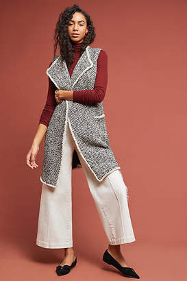 Greylin Tweed Vest