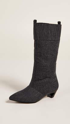 950e97792ac Jeffrey Campbell Hiroshi Kitten Heel Boots