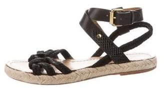 Etoile Isabel Marant Ankle-Strap Espadrille Sandals