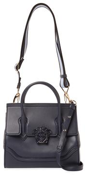 VersacePalazzo Empire Medium Leather Satchel