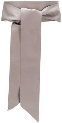 Orciani self tie waist belt