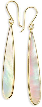 Ippolita 18K Rock Candy Mother-of-Pearl Long Drop Earrings