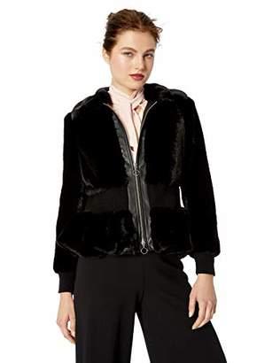 Rebecca Taylor Women's Faux Fur Jacket