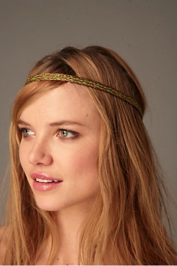 Tassel Braid Headband
