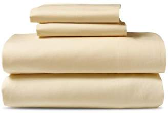 Donna Karan 600-Thread Count Ultrafine Collection Sheet Set, Full/Queen