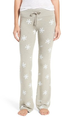 Women's Wildfox Winter Wonderland Lounge Pants $98 thestylecure.com