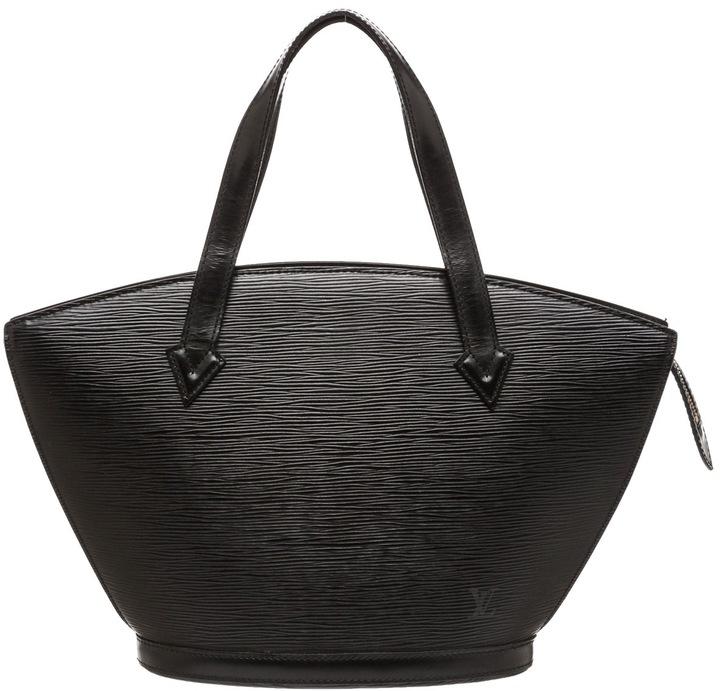 Louis VuittonSt Jacques leather satchel