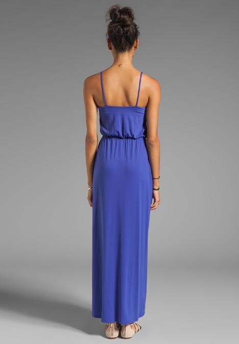 "Susana Monaco Light Supplex Emilia 40"" Dress"