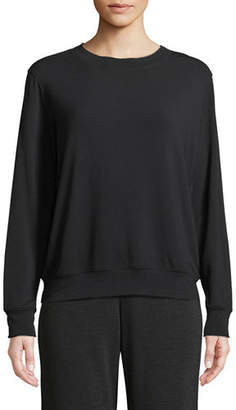 Neiman Marcus Majestic Paris for French Terry Relaxed Sweatshirt
