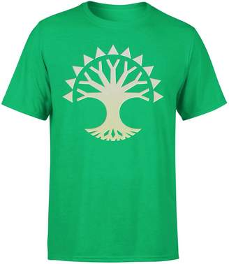 Magic The Gathering Selesnya Symbol Men's T-Shirt