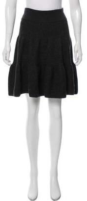 Diane von Furstenberg Wool Henry Skirt