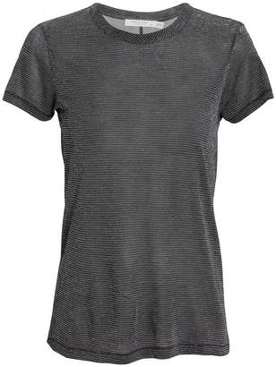 Rag & Bone Dawson Lurex T-Shirt