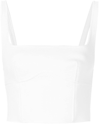 Dion Lee bonded bustier top