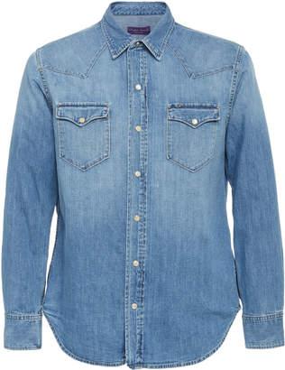 8ed031b1b55 Ralph Lauren Western Shirt - ShopStyle