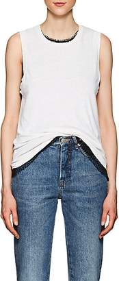 RE/DONE Women's Muscle Tee - White