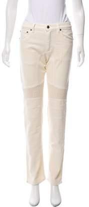 Belstaff Low-Rise Straight-Leg Jeans w/ Tags