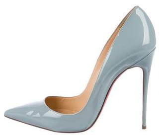 Christian Louboutin Pigalle Patent Leather Pumps