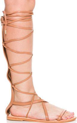 Urge Festival Lace Up Gladiator Sandal $129.95 thestylecure.com