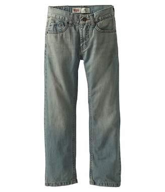 Levi's Kids 505tm Regular Fit Jean - Slim (Big Kids)