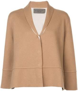 D-Exterior D.Exterior boxy blazer jacket