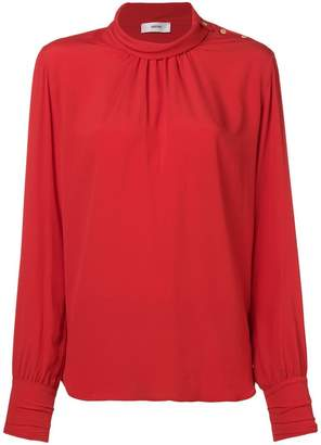 Mauro Grifoni high neck blouse