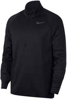 Nike Big & Tall Therma Quarter-Zip Performance Training Pullover