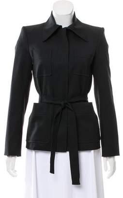 Saint Laurent Structured Wool Jacket