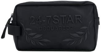 DSQUARED2 24-7 Star wash bag