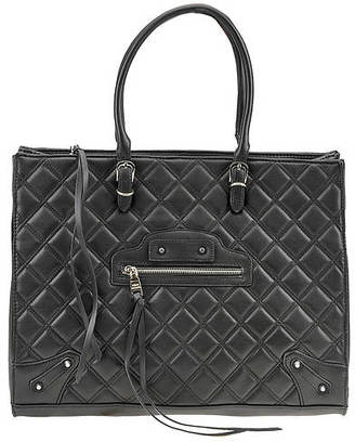 Steve Madden BZINNIA Quilted Tote Bag $107.95 thestylecure.com