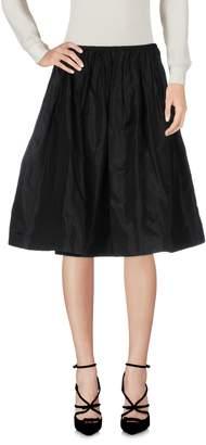 Prada Knee length skirts - Item 35333322TE