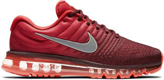 Nike Men's Air Max 2017 Running Sneakers from Finish Line $190 thestylecure.com